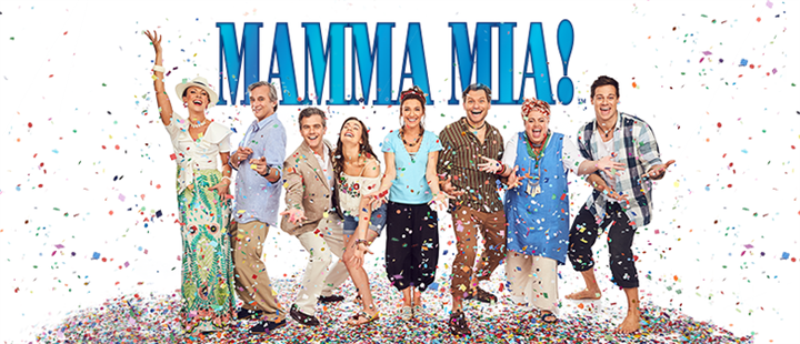 Theater Trip - Mamma Mia! SOLD OUT