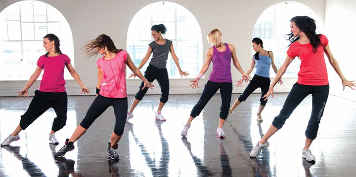Dance Fitness Session