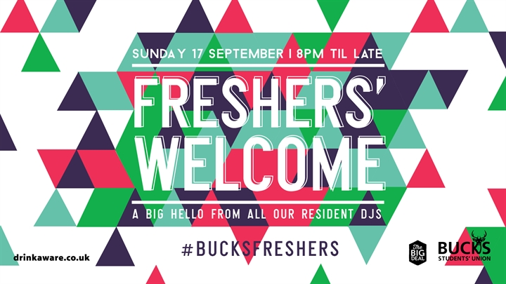 Freshers' Welcome