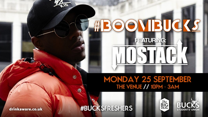 #BoomBucks Feat. MOSTACK