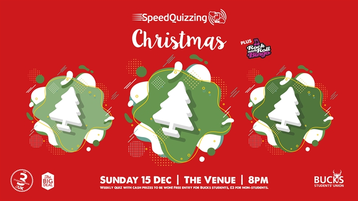 Speed Quizzing: Christmas