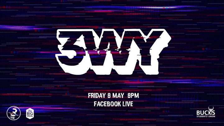 Frat House presents: 3WY Live Stream