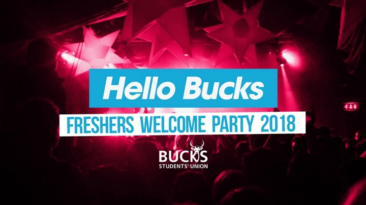 Hello Bucks / Retro Jukebox / Freshers Welcome Party 2018