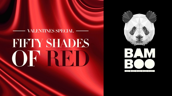 Bamboo: Fifty Shades Of Red