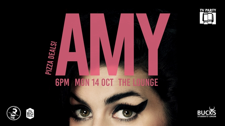 TV Party Presents: Amy