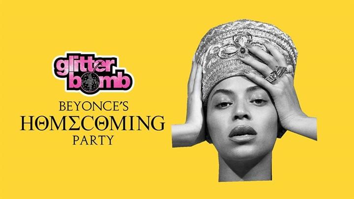 Beyoncé's Homecoming Party / Glitterbomb Bucks