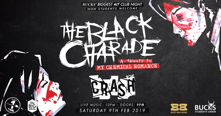 Crash: The Black Charade (My Chemical Romance Tribute)