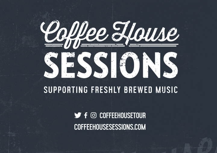 Coffee House Sessions: Top Secret Artist!