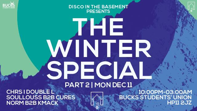Disco In The Basement // The Winter Special