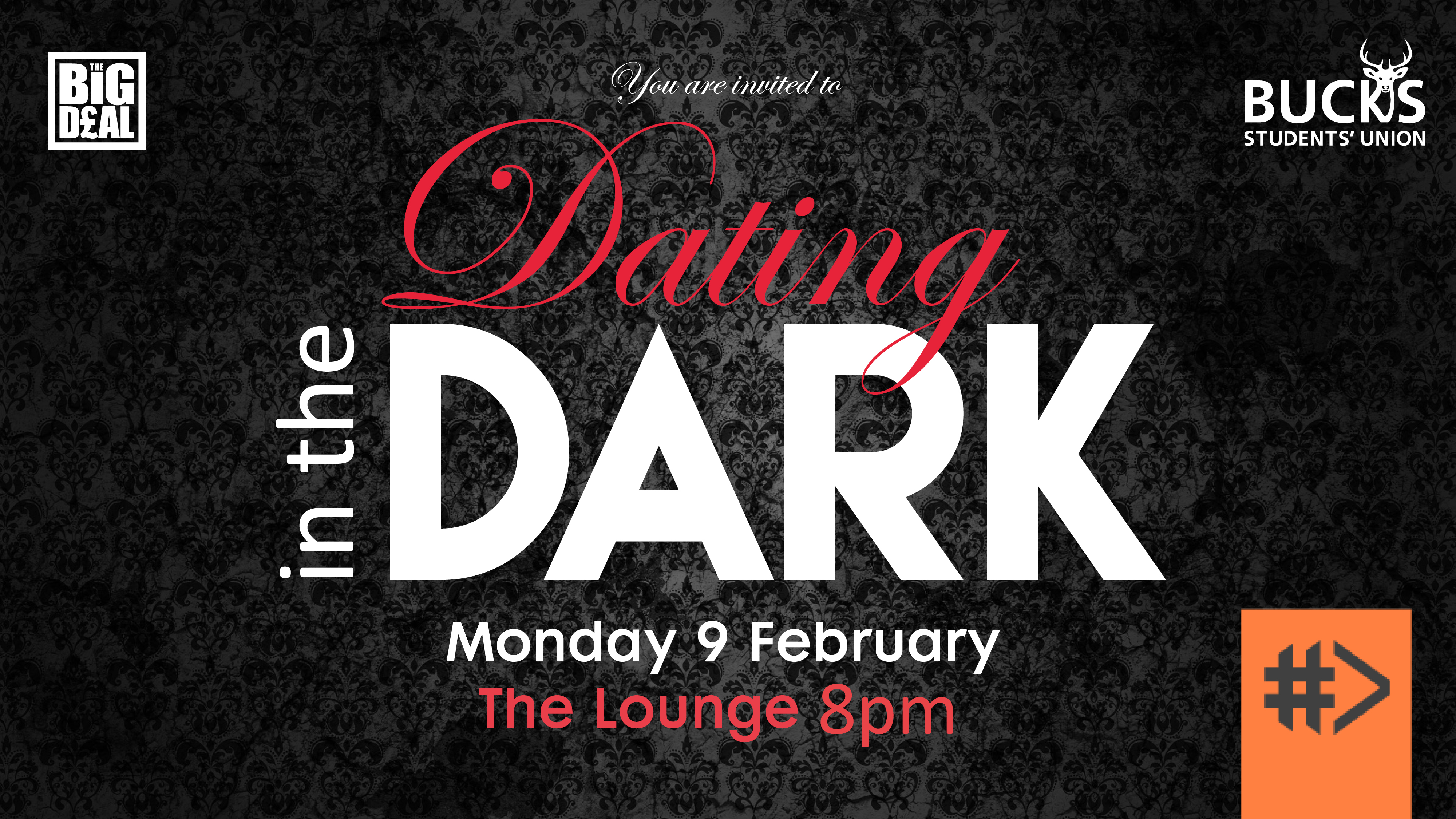 Dating in the dark events