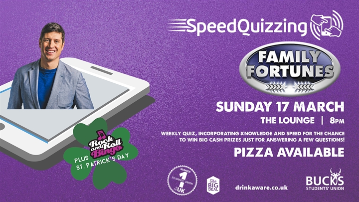Speed Quizzing: Family Fortunes