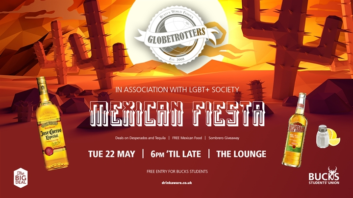 Globetrotters: Mexican Fiesta