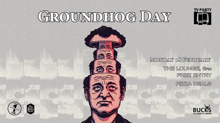 TV Party Presents: Groundhog Day