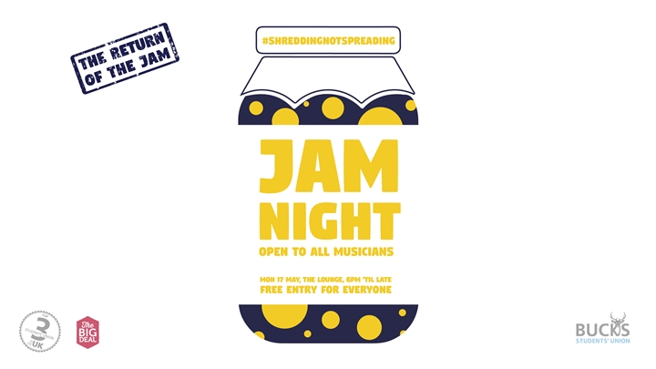 Jam Night: The Return of the Jam!