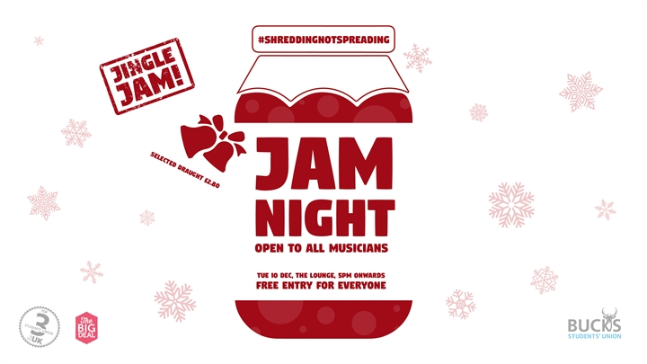 Jam Night: Jingle Jam