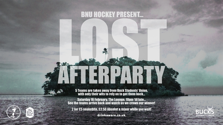 Lost Afterparty