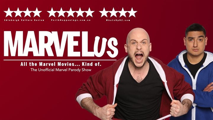 MARVELus: The Unofficial Marvel Parody Show