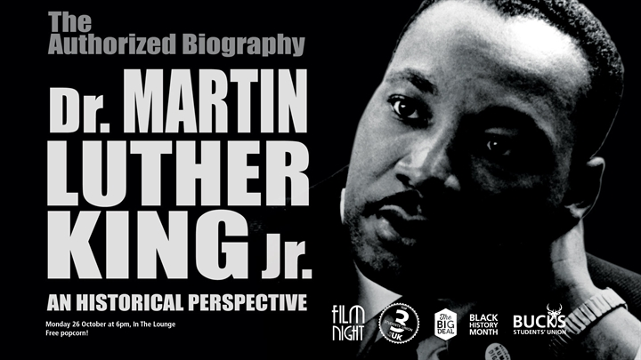 Black History Month: The Authorised Biography Dr. Martin Luther King Jr.