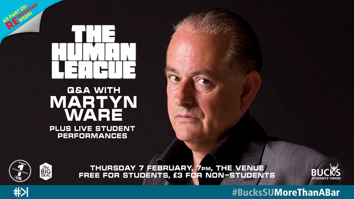 Q&A with Martyn Ware from The Human League and Heaven 17