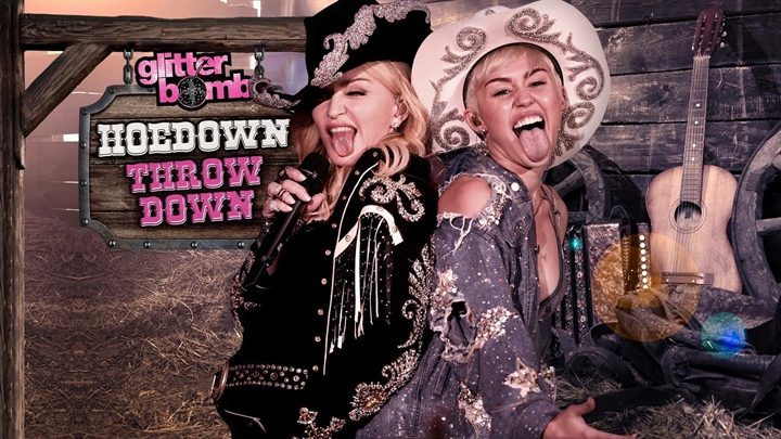 Glitterbomb: Hoedown Throwdown