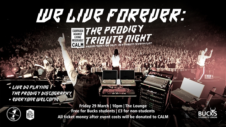 We Live Forever: The Prodigy Tribute Night