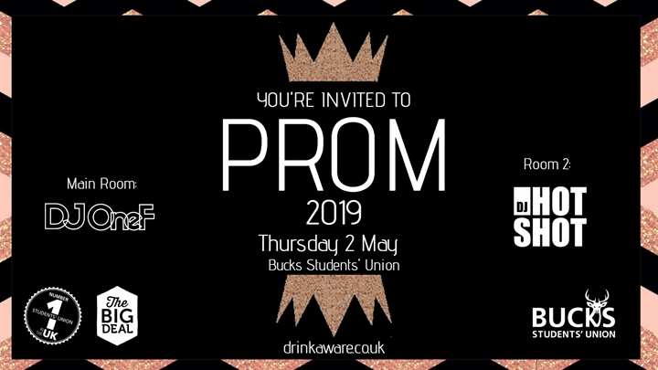 PROM 2019 - AU Dinner After Party