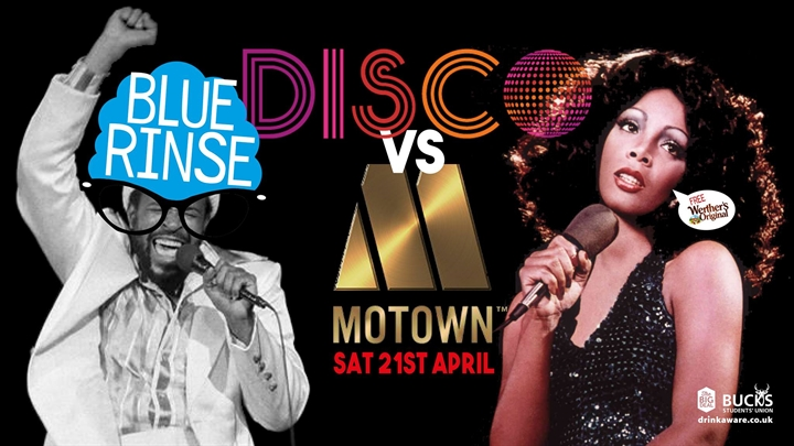 Blue Rinse: Disco vs Motown