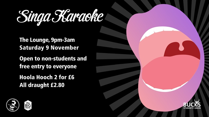 Drinks Deals & Karaoke!