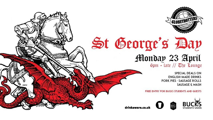 Globetrotters: St George's Day