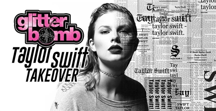Glitterbomb // Taylor Swift Takeover
