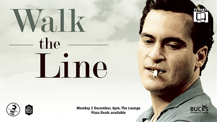 TV Party Presents: Walk The Line