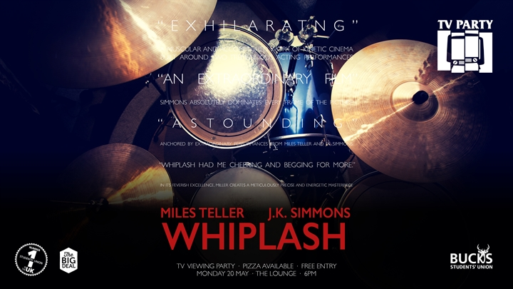 TV Party Presents: Whiplash