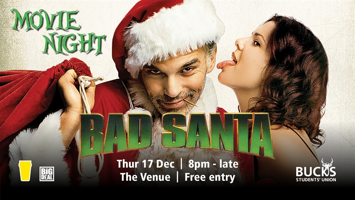 Bad Santa Movie Night