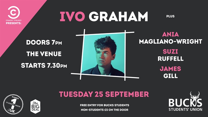 Comedy Central Live: Ivo Graham and Special Guests