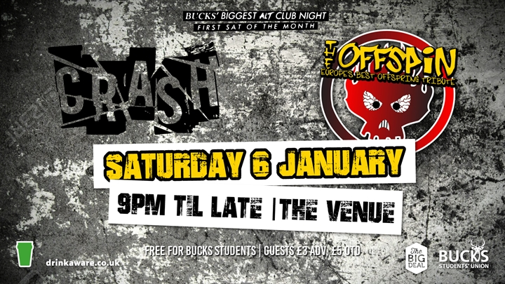 Crash: The Offspin (The Offspring Tribute)