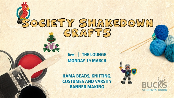 Society Shakedown: Crafts