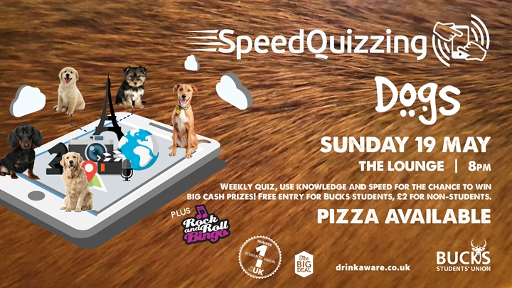 Speed Quizzing: Dogs