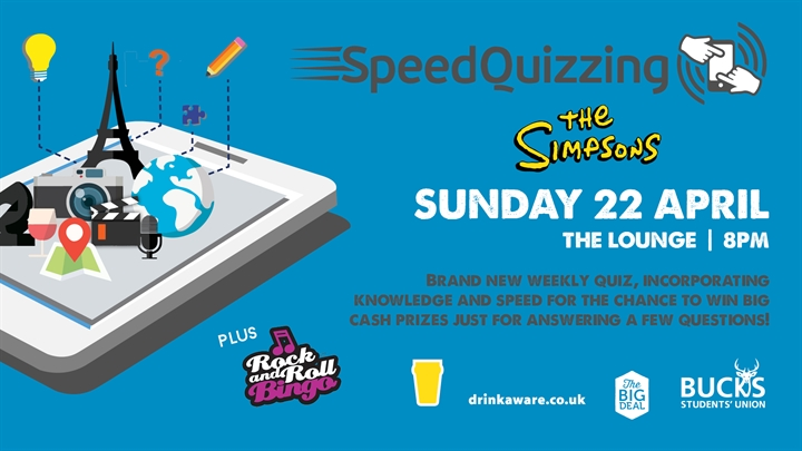 Speed Quizzing: The Simpsons
