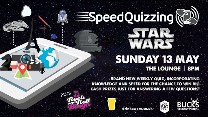 Speed Quizzing: Star Wars