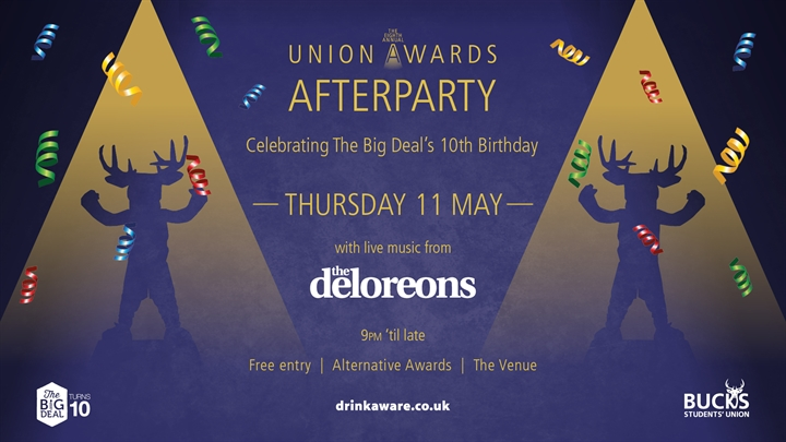 Union Awards Afterparty / Big Deal's 10th Birthday