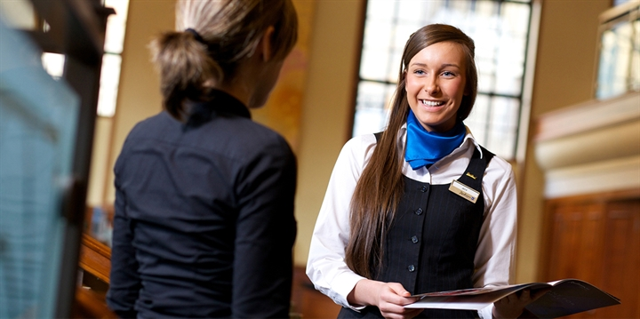 Level 3 Certificate in Hospitality Business Management