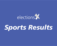 Sports elections results