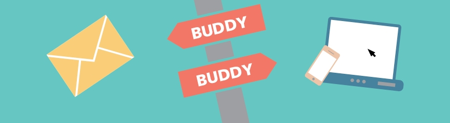 Bucks Buddies are a group of current students that volunteer to provide discreet, peer-to-peer support via email to Bucks applicants, and those that become students.